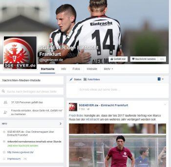 SGE4EVER.de-Facebook