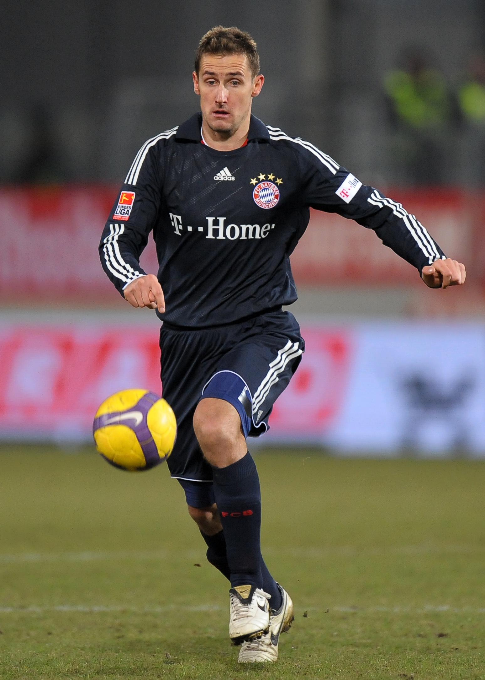 Adidas Bayern München Trikot 18 Miroslav Miro Klose 201011