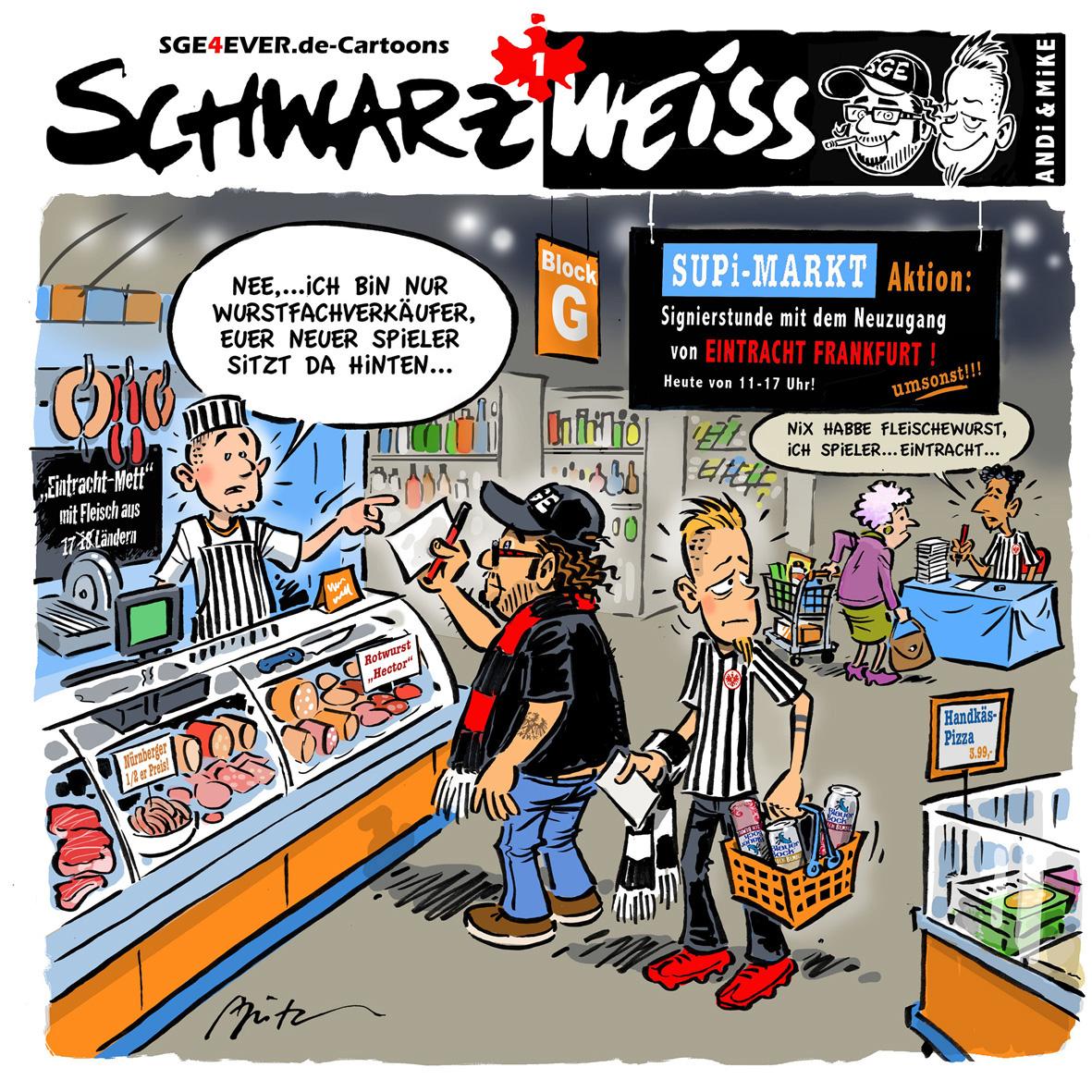 SchwarzWeiss - Folge 1