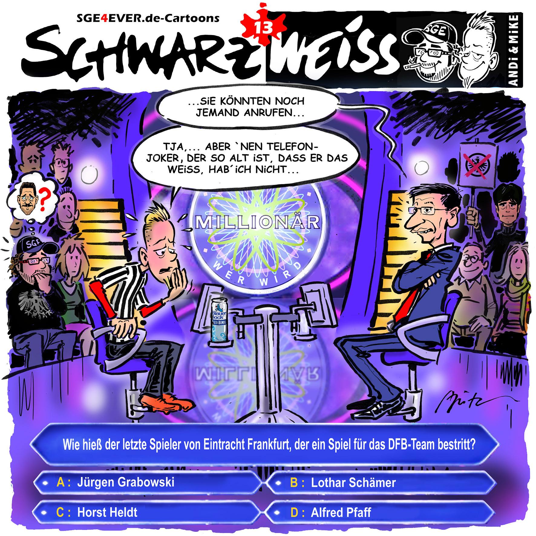 SchwarzWeiss - Folge 13