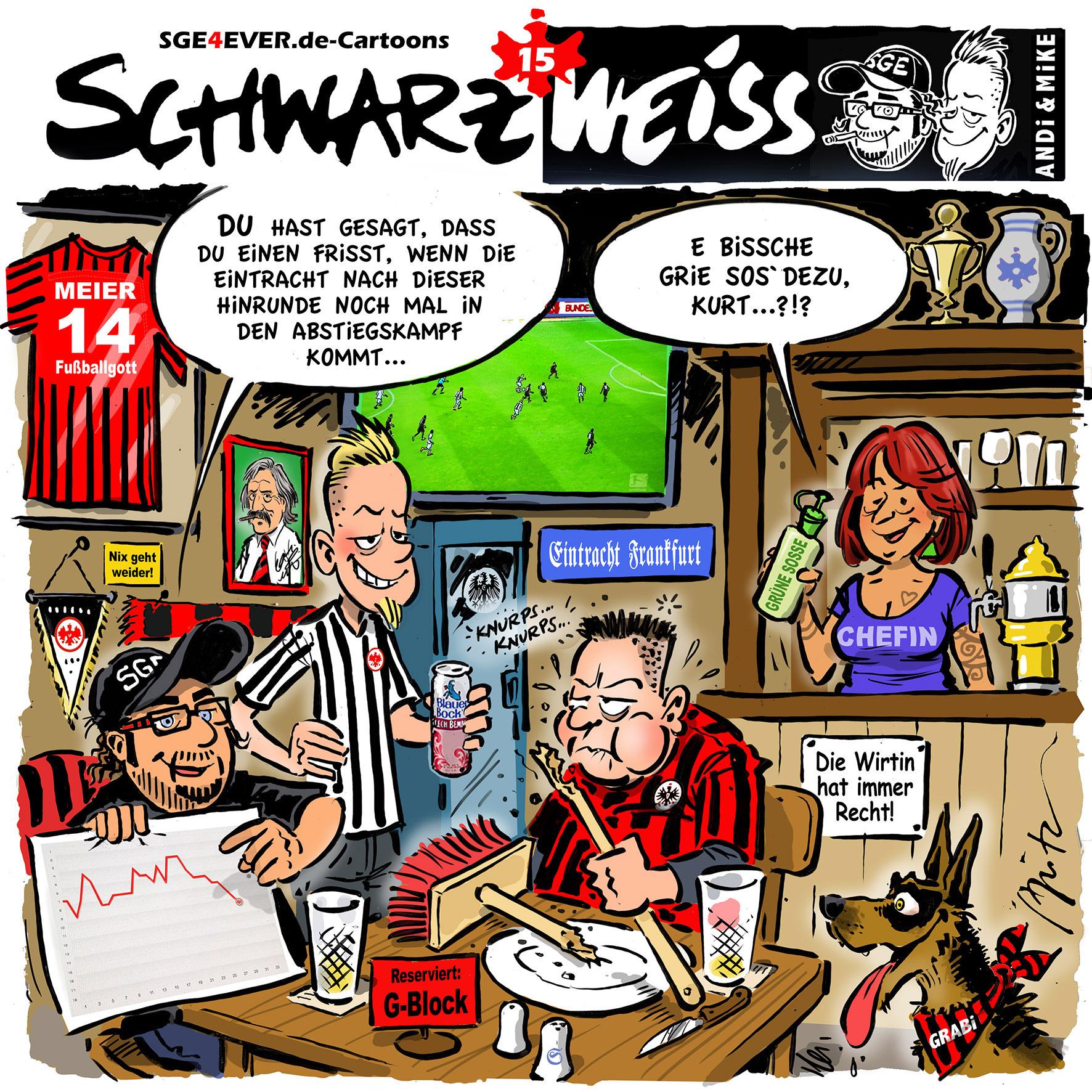 SchwarzWeiss - Folge 15