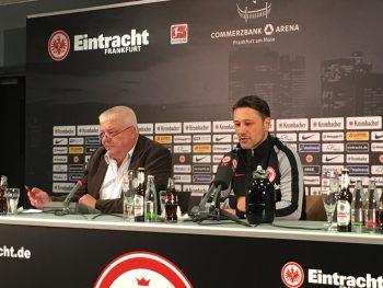 Niko Kovac geht hochmotiviert in die für ihn besondere Partie.