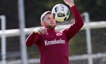 Ante Rebic kam erst fünfmal zum Einsatz. Kovac fordert ihn auf, mehr zu tun.