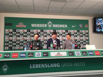 Auf der Pressekonferenz nach dem Spiel gab es für Eintracht-Trainer Niko Kovac keinen Grund zum Träumen.