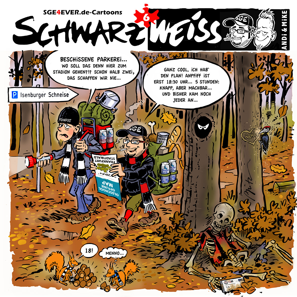 SchwarzWeiss - Folge 6