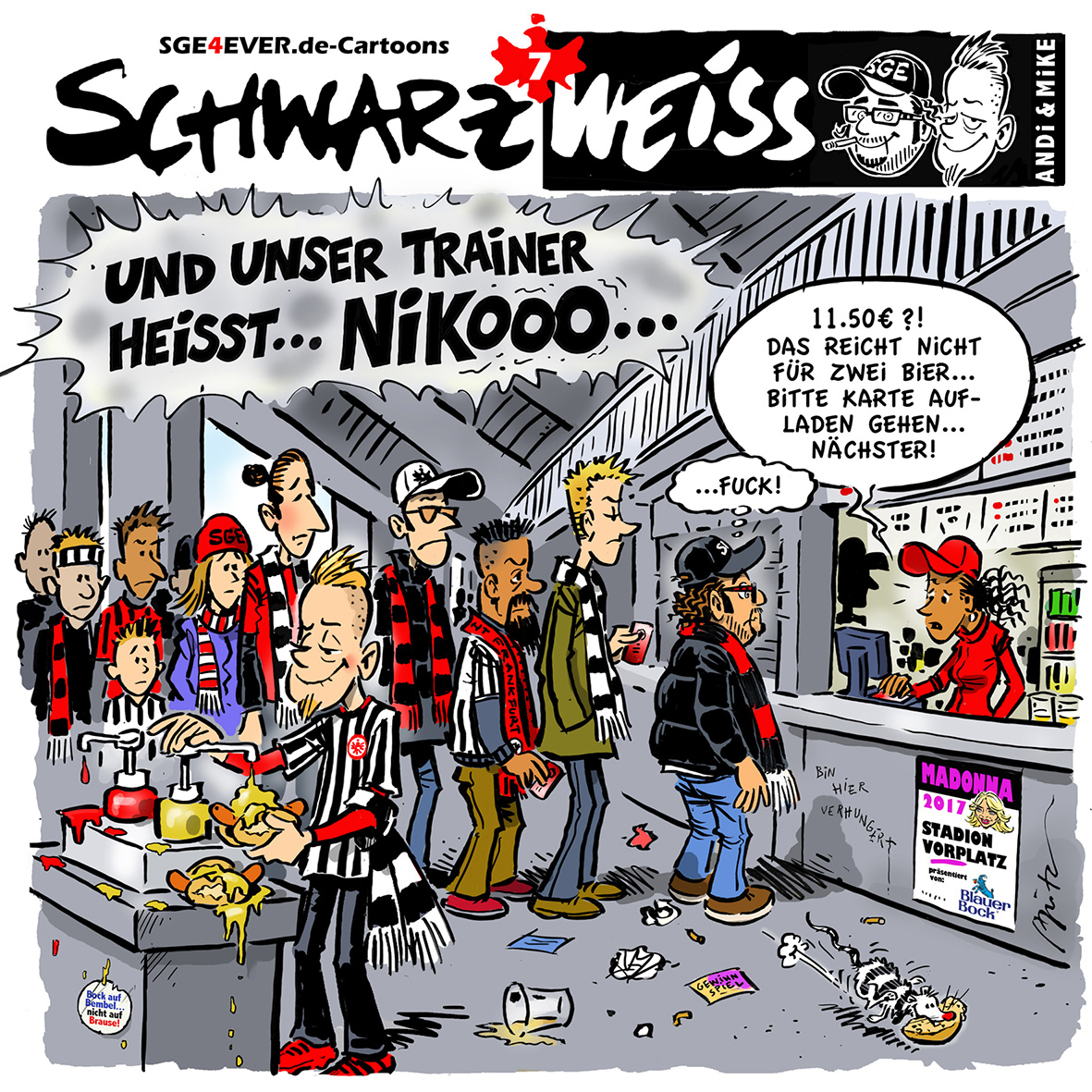 SchwarzWeiss - Folge 7