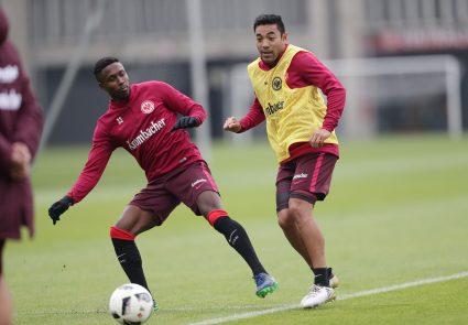 Marco Fabián hofft auf einen Dreier gegen den 1.FC Köln.