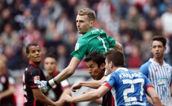 09.04.2016, Fussball, 1. BL, Eintracht Frankfurt - TSG Hoffenheim