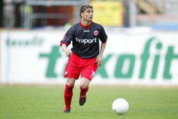 Ervin Skela stand 99 Mal für die Eintracht auf dem Platz.