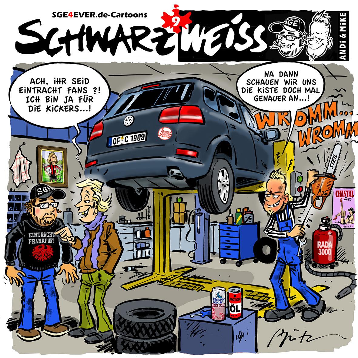 SchwarzWeiss - Folge 9