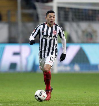 Marco Fabián hat sich zum Schlüsselspieler bei der Eintracht entwickelt.