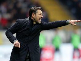 Niko Kovac gibt nach dem Sieg gegen Darmstadt noch immer kein neues Saisonziel aus.