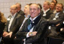 Peter Fischer ist seit August 2000 Präsident von Eintracht Frankfurt.