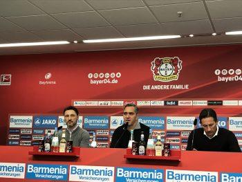 Niko Kovac will seiner Mannschaft keine Vorwürfe machen!