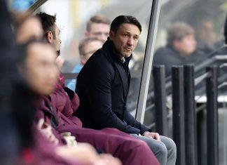 Trainer Niko Kovac prangerte die fehlende Einstellung seiner Mannschaft an.