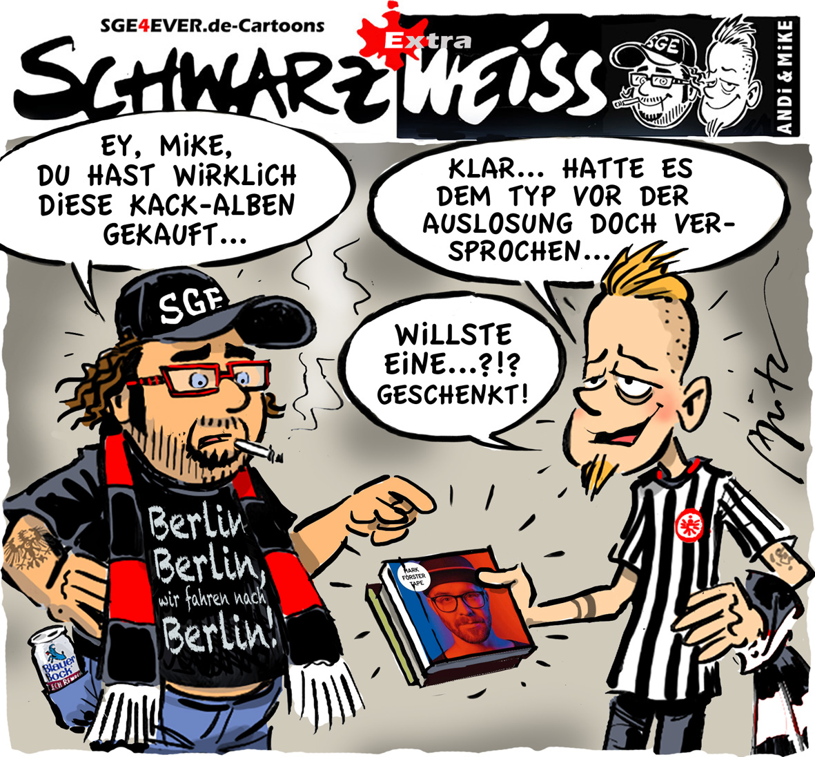 SchwarzWeiss - Extra 1