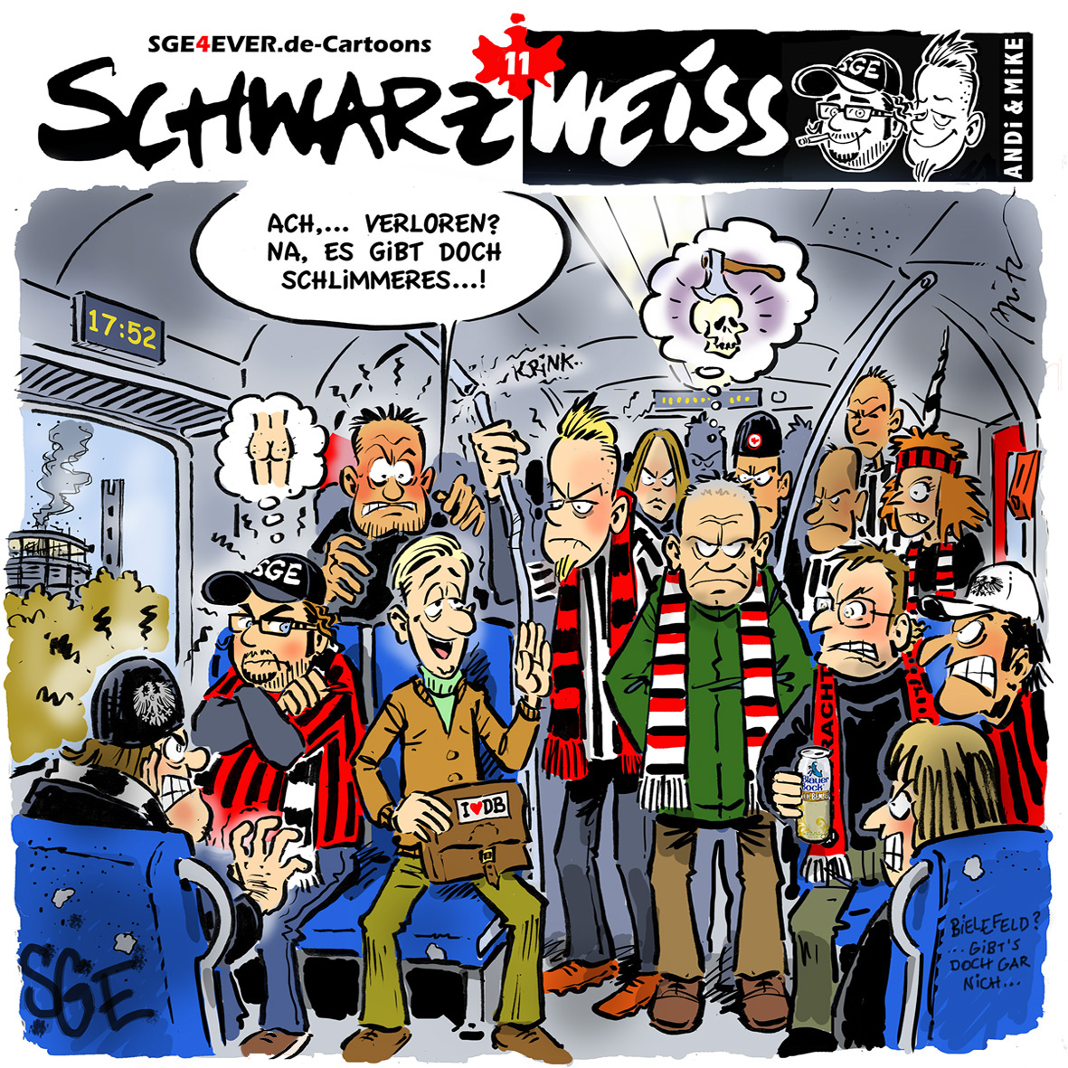 SchwarzWeiss - Folge 11
