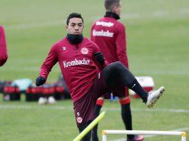 Marco Fabían wird schmerzlich auf dem Spielfeld vermisst. Doch es wird immer besser bei ihm.