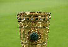 Diesem Pokal ist die Eintracht heute einen Schritt näher gekommen. (Foto: imago/Michael Weber)