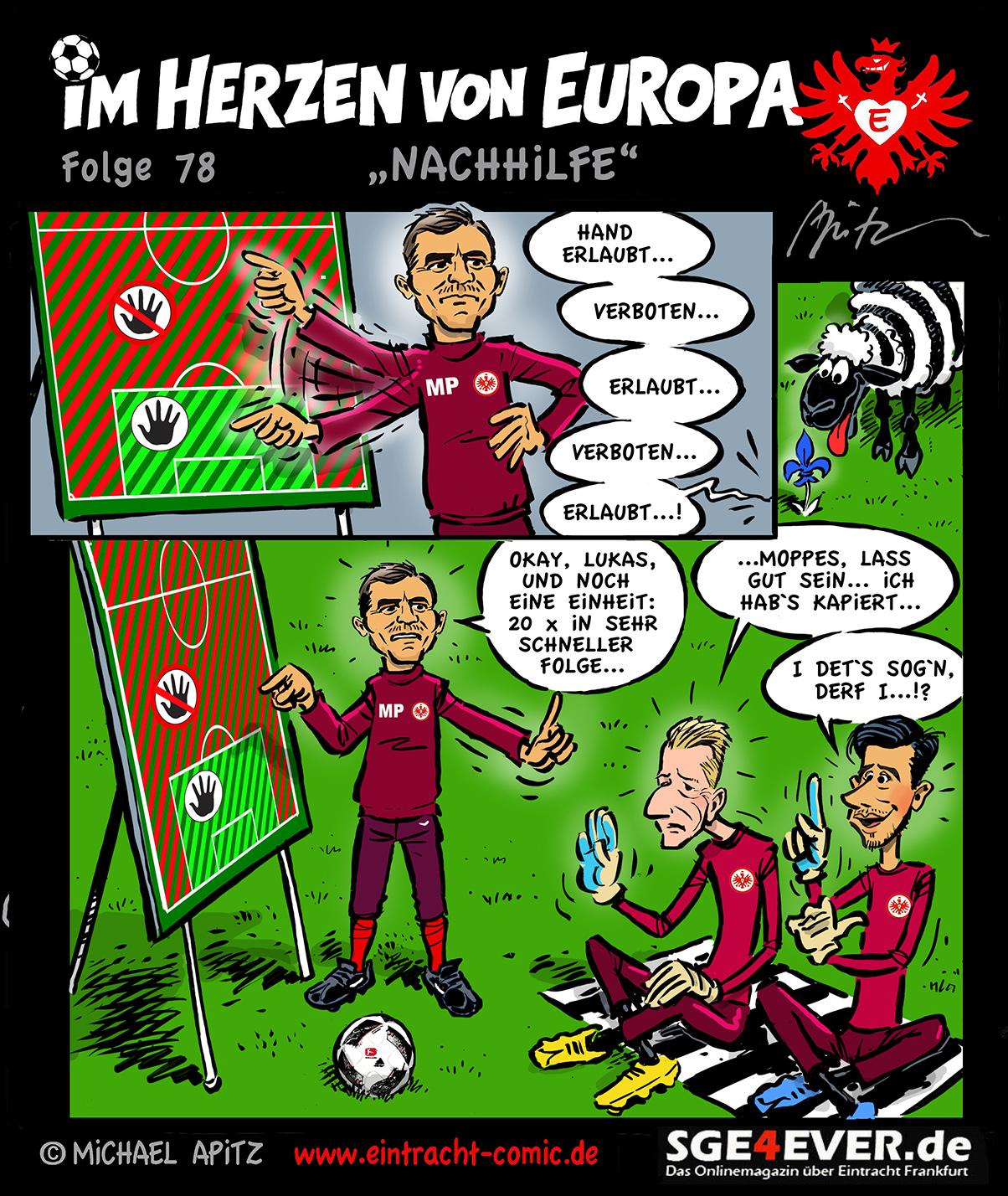 """Im Herzen von Europa – Folge 78 """"Nachhilfe"""""""