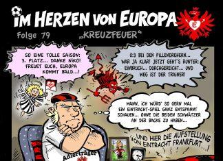 """Im Herzen von Europa – Folge 79 """"Kreuzfeuer"""""""