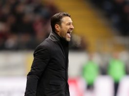 Trainer Niko Kovac ist hochmotiviert vor dem Duell gegen Hannover 96 und will unbedingt weiterkommen.