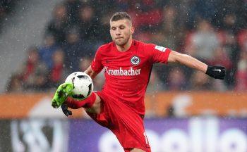 Ante Rebic zählt bei der Eintracht inzwischen zu den Leistungsträgern.