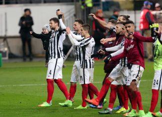 Am Ende stand die Freude über den Einzug ins Halbfinale des DFB-Pokals und die Rückkehr von Marco Russ im Vordergrund.