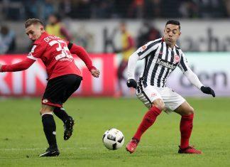 Marco Fabián wird derzeit in der Offensive der SGE schmerzlich vermisst.