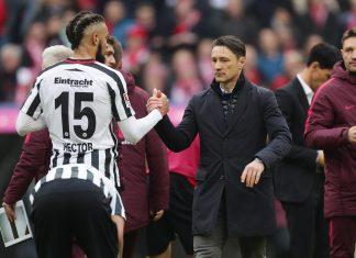 Trotz Niederlage war Trainer Kovac zufrieden.