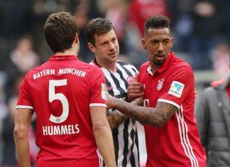 Tolle Erkenntnis: Marco Russ hat nun auch in der Bundesliga sein Comeback gegeben und 30 Minuten gut durchgehalten.