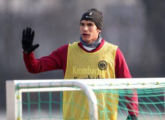 Jesús Vallejo steht unmittelbar vor der Rückkehr auf den Trainingsplatz.