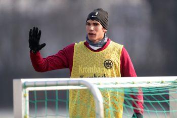 Jesús Vallejo wechselt nach Granada statt zur Eintracht.