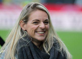 Nia Künzer glaubt trotz der schlechteren letzten Spiele an die Eintracht. (Foto: Imago/foto2press)