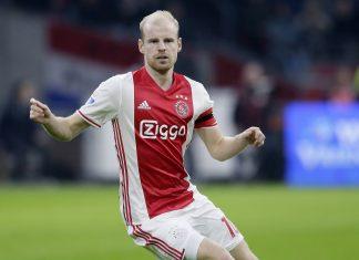 Davy Klaassen ist aktueller Kapitän von Ajax Amsterdam (Foto: Imago/Vl Images)