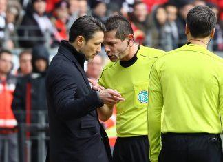 Niko Kovac war hatte heute bei einigen Schiedsrichter-Entscheidungen nicht einverstanden. Bild: imago/Schüler