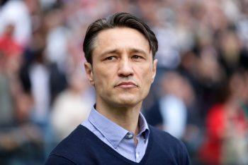 Eintracht-Trainer Niko Kovac versuchte nach der Partie trotz der Enttäuschung das Positive hervorzuheben.