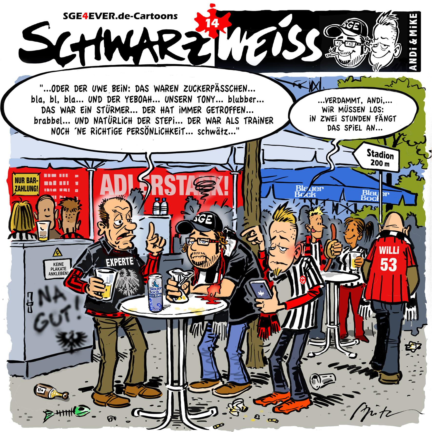 SchwarzWeiss - Folge 14