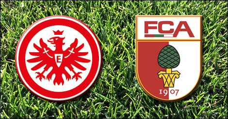 Eintrach Francoforte vs Augsburg watch live match bundesliga