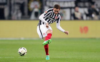 Kann Branimir Hrgota seine Flaute gegen den FC Augsburg beenden - oder muss er aussetzen?