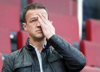 Sah beim Auswärtsspiel in Köln erneut keine Tore seiner Mannschaft: Eintracht-Sportvorstand Fredi Bobic. (Bild: imago/Jan Huebner)