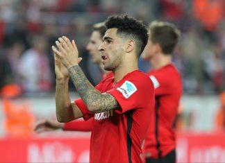 Omar Mascarell war euer Lichtblick in der Partie gegen den 1. FC Köln. (Bild: imago/osnapix)