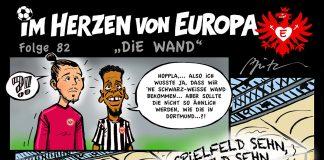 """Im Herzen von Europa – Folge 82 """"Die Wand"""""""