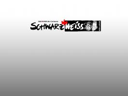 Schwarzweiss Titelbild ohne Nummer Comic Cartoon