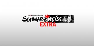 EXTRA Schwarzweiss Extra Titelbild ohne Nummer Comic Cartoon