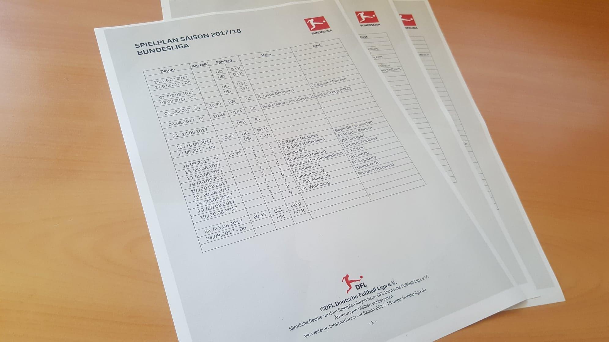 Dfl Terminiert Spieltage 7 Bis 14 Sge4everde Das Onlinemagazin