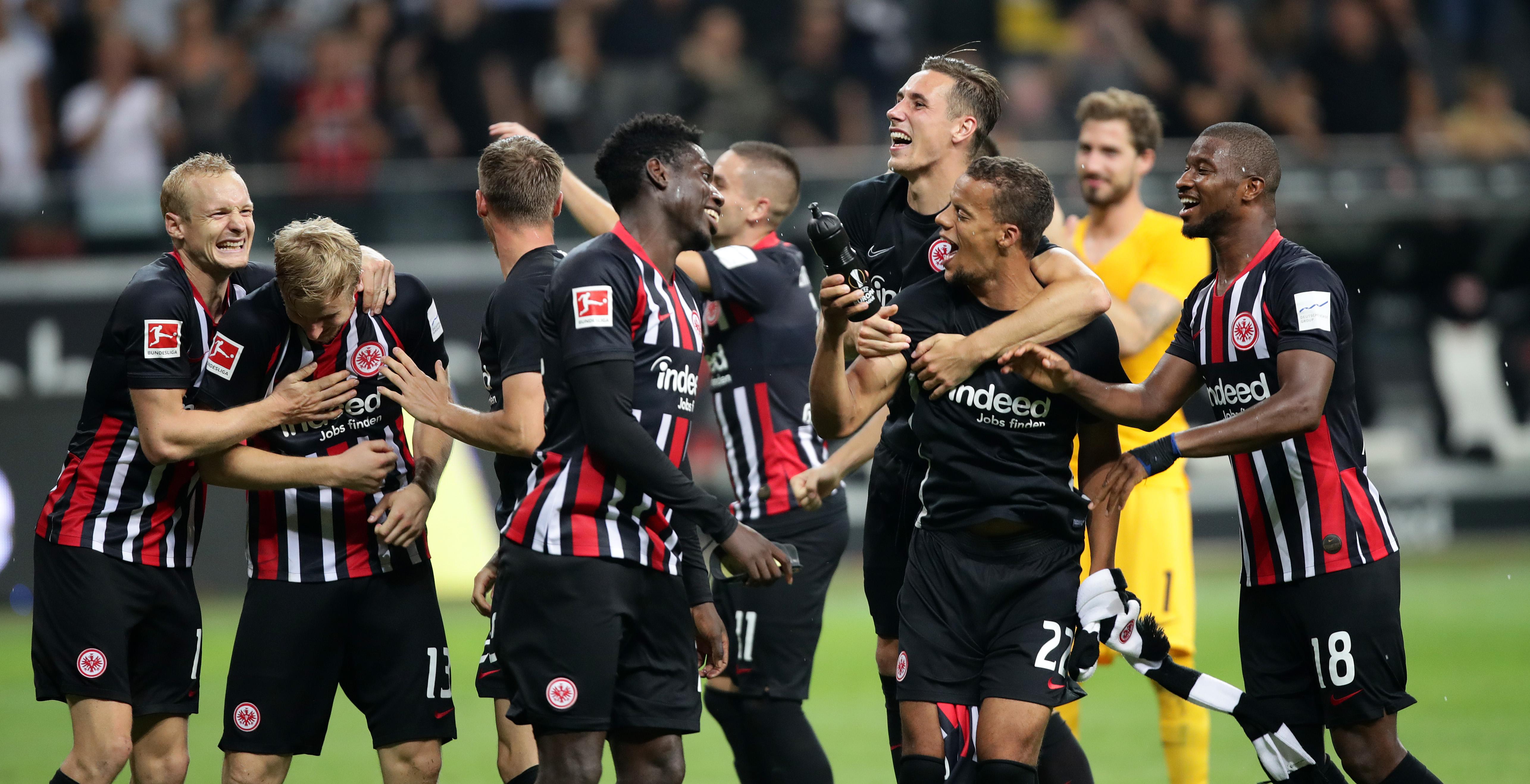Eintracht Frankfurt Erfolge