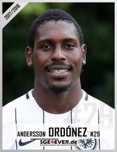 Andersson Ordonez